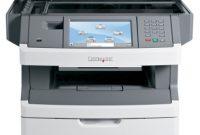 ausgezeichnete lexmark x466dte multifunktionsgerat monochrome laserdrucker scanner kopierer fax bild