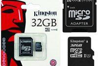 ausgezeichnete original kingston microsd speicherkarte 16gb 16 gb for sony xperia z3 z4 compact bild