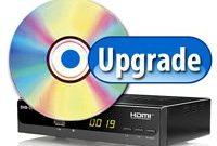 cool auvisio zubehor zu sat receiver mit hdmi upgrade cd zur aktivierung der aufnahmefunktion fur dsr 395umini full hd sat receiver foto