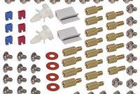 erstaunlich computer schrauben 66 teiliges pc einbau schrauben set fur alle pc gehause bild