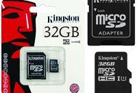erstaunlich original kingston microsd speicherkarte 32gb tablet fur huawei mediapad t1 10 32 gb bild
