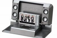 schone archos sound station fur archos 404 504 und 604 schwarz foto