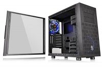 schone thermaltake core x31 tg tempered glass pc gehause schwarz foto