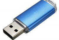 fantastische sodialr 10 x 4gb usb stick 20 speicherstick datenstick blau bild