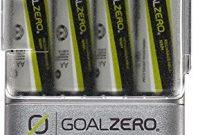 ausgefallene goalzero akkumulator guide 10 plus usb ladegerat 21005 bild
