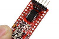 fantastische sodialr ft232rl modul 5v 33v ftdi usb zu ttl konverter adapter rot bild