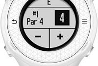 awesome garmin approach s4 gps golf uhr touchscreen anzeige der wichtigsten entfernungen auf einen blick foto