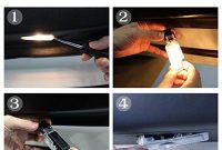 erstaunliche likecar 2pcs einstiegsbeleuchtung auto projektor car styling led willkommen logo foto