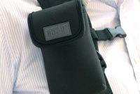 wunderbare kameratasche fur kompaktkameras von usa gear schwarze kamera schutzhulle fur kompakt digitalkameras schutzt ihre kamera vor regen aus neopren mit karabinerhaken und befestigun bild