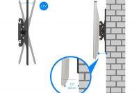 am besten 1home wandhalterung schwenkbar neigbar tv wandhalterung plasma lcd led wandhalter vesa 600 x 400 mm universell passend fur fernseher mit 30 63 zoll foto