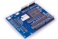 ausgezeichnete kuman protoshield arduino prototype expansion board mit mini erweiterung brot board fur arduino uno maga nano aufgrund roboter k10 foto