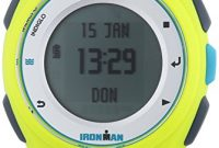 grossen timex ironman run x20 gps sports watch tw5 k8 7500 bild