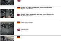 ausgefallene kuda gps navigationssystem fur audi a1 ab 092010 kunstleder schwarz bild