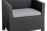 cool allibert lounge set orlando 4tlg graphitcool grey bild