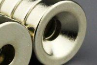 awesome 10 x geocaching neodymmagnet mit loch d10 mm x h3 mm 10x3 mit bohrung super stark ringmagnet ring magnet bild