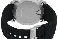 erstaunlich suunto elementum terra black rubberdunkles display armbandcomputer bild