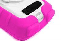 erstaunlich tuff luv i1 75 silikon schutzhulle case und schirm schutz fur garmin edge explore 820 rosa foto