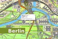 fantastische deutschland v18 topo karte kompatibel zu garmin edge 605 705 foto