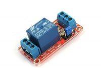 grossen 3x demarkt 1 kanal relaismodul dc in 5v relaismodul mit opto isoliertem high und low trigger foto