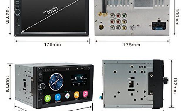 ausgezeichnete ezonetronics android autoradio stereo 7 zoll kapazitiver touchscreen high definition 1024x600 gps navigation bluetooth usb sd player 1g ddr3 16g nand speicher flash 0011 foto