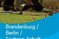 cool satmap gps system karte 125000 150000 deutschland brandenburgberlinsachsen anhalt foto