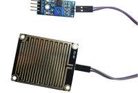 erstaunliche ecloud shopr blattregentropfen steuermodul arduino sensitivity sensor modul chip foto