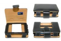 fabelhafte case nuvi ledertasche fur garmin die schmalen nuvi gps gerate der serie 200 205 250 serie 300 350 360 siehe beschreibung foto