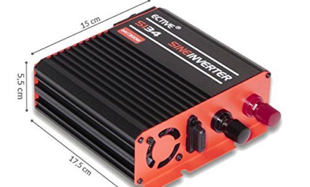 schone ective 300w 12v auf 230v si serie reiner sinus wechselrichter in 7 varianten 300w 3000w foto