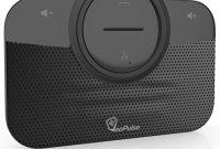 wunderbare veopulse freisprecheinrichtung b pro 2b bluetooth freisprechanlage mit licht und automatischem anschluss fur sichere und legale telefongesprache wahrend der fahrt foto