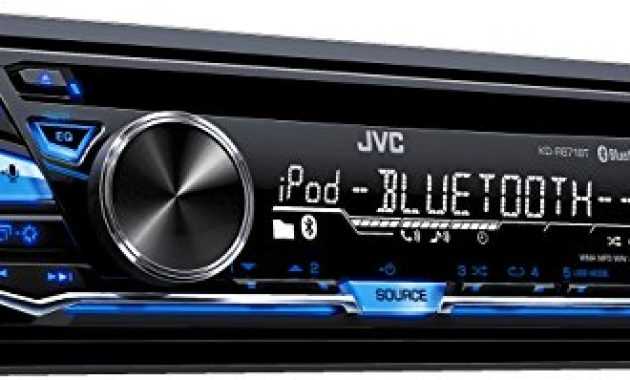 am besten jvc kd r871bt autoradio usbcd receiver mit bluetooth inkl a2dp schwarz bild
