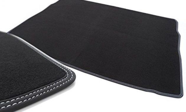 am besten kh teile kofferraummatte golf vii 7 doppenhat weiss velours kofferraum matte automatte premium schwarz foto