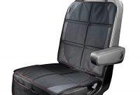 am besten kindersitzunterlage autositzauflage nuoyo autositzschoner isofix geeignete staubdicht anti rutsch car seat protector wasserdicht schwarz foto