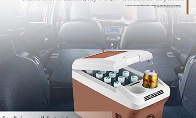 am besten menudown auto kuhlschrank mini 12l tragbare kuhlbox 12v 24v 230v mobile kleiner kuhlschrank kuhlboxen leisewarme und kuhlendesfur autosreisecampingpicknicks 12l digital foto