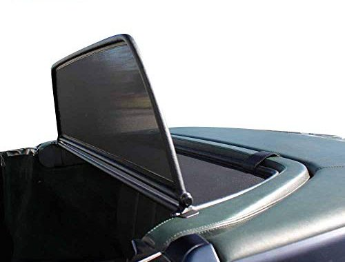am besten mercedes benz windschott sl klasse schwarz 100 passgenau oem qualitat bild