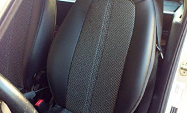 am besten topcar athens zwei auto sitzbezuge aus synthetischem und kunstleder kompatibel mit smart fortwo 451 100 passgenau auto sitzbezuge schwarz grau foto