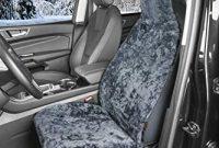 am besten walser 20024 autositzbezug zoya aus lammfell mit zipp it system fur highback sitze anthrazit foto