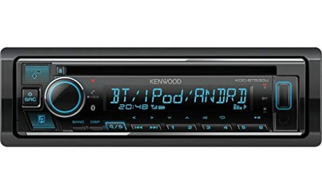 ausgefallene autoradio radio kenwood kdc bt530u bluetooth spotify iphone android cdmp3usb einbauzubehor einbauset fur audi a6 c4 just sound best choice for caraudio bild