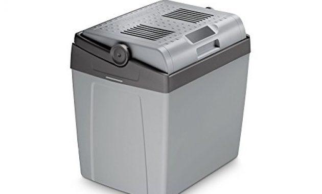 ausgefallene dometic coolfun sc 26 tragbare thermo elektrische kuhlbox 25 liter 12 v fur auto lkw boot bild