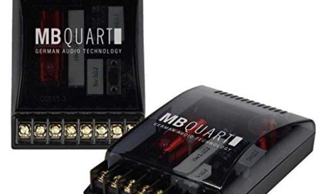 ausgefallene mb quart qsw3 3 wege frequenzweiche paar bild