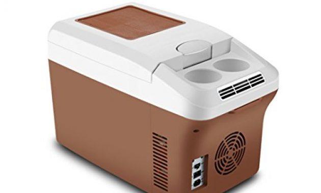 ausgefallene menudown auto kuhlschrank portable mini kuhlschrank 15l hohe kapazitat speicher isolierung tragbaren elektrische kuhlbox 12v 24v 220 230v kuhl heizfunktion autohaus12v 24v bild