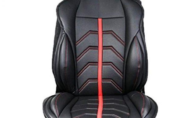 ausgefallene sharplace sanfte auto sitzbezuge inkl autositz und kopfstutze bezuge fur kfz lkw schwarz foto