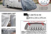 ausgefallene sumex wohnmobilplanevollgarage atmungsaktiv wasserabweisend 70 75 m foto