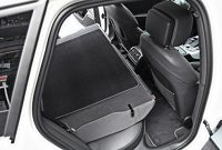 ausgefallene tuning art 2908 kofferraummatte 3 teilig ruckbankschutz ladekantenschutz bild