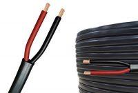 ausgezeichnete auprotec 50m flachkabel 2 adriges elektrokabel anhangerkabel 2 x 075 mm2 bild