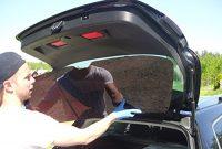 ausgezeichnete auto sonnenschutz fertige passgenaue scheiben tonung sonnenblenden keine folien vorsatzscheiben fiat 500 ab bj07 foto