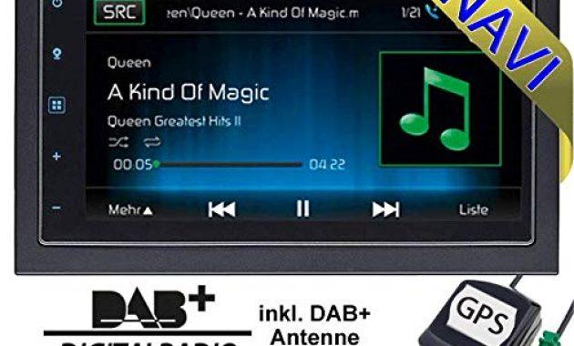 ausgezeichnete autoradio radio mac audio mac 520 dab 2 din navigation usb bluetooth dab navi einbauzubehor einbauset fur dacia dokker 2din just sound best choice for caraudio foto