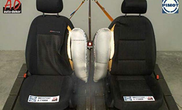 ausgezeichnete elegance e3 massgeschneidert autoschonbezug set hintere geteilte sitzbank 5902311274826 bild