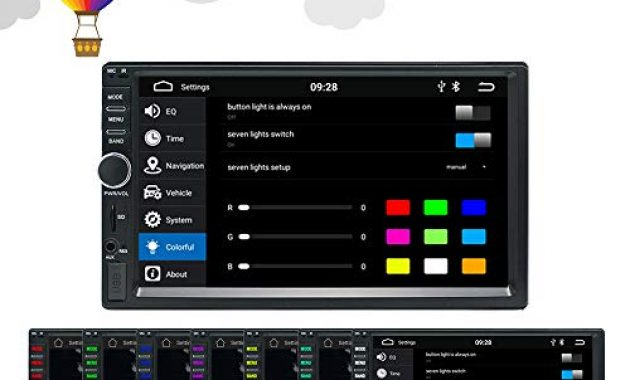 ausgezeichnete kkxxx s1 plus android autoradio 2 gb ram 32 gb rom gps navigation autoradio am fm 7 zoll 2 din head unit freisprechanrufe unterstutzen den dvr eingang der kamera foto
