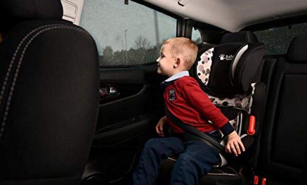ausgezeichnete satz car shades kompatibel mit opel meriva 5 turer 2010 bild
