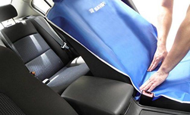 ausgezeichnete seat saver wasserfester abnehmbarer universaler auto sitzbezug einfaches anbringen und abnehmen bild